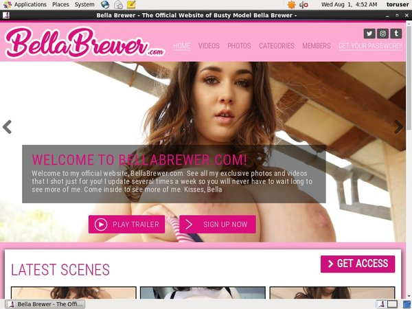 Bellabrewer Join Via Paypal