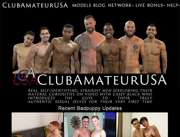 Clubamateurusa.com Membership Free