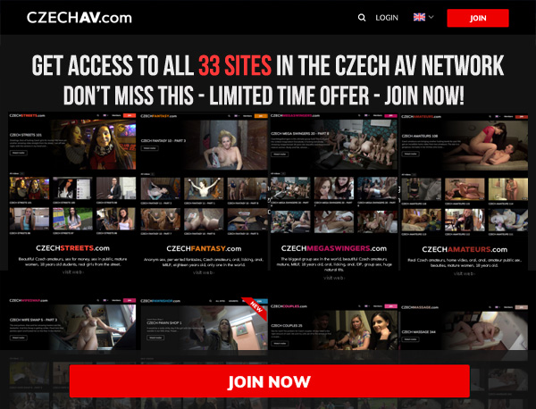 Czechav.com With AOL Account