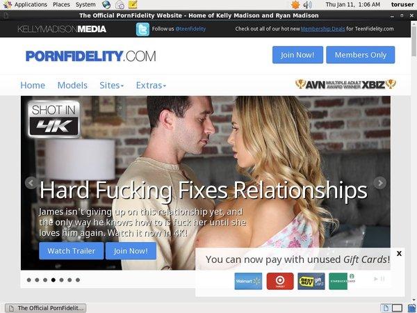 Discount Pornfidelity Subscription