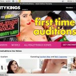 First Time Auditions Buy Credits