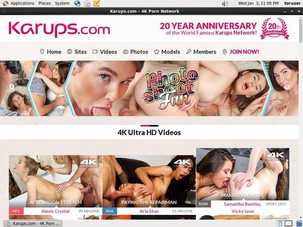 Free Karups Porn Accounts
