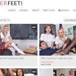 Freies Love Her Feet