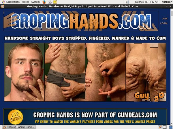 Gropinghands.com Gift Card