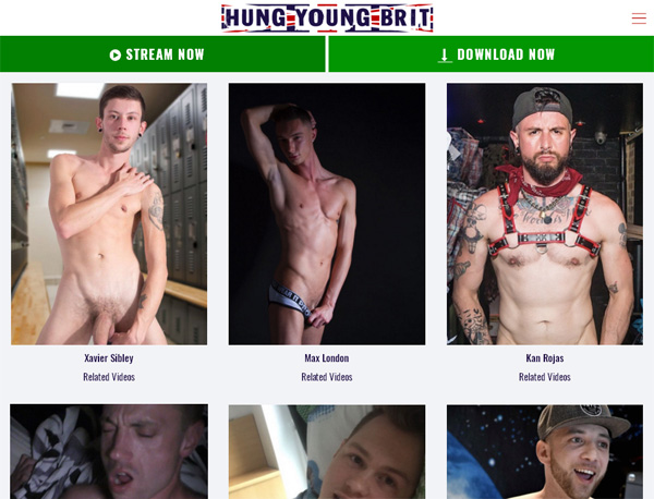Hung Young Brit Promo Tour