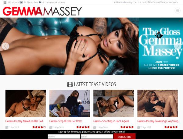 Im Gemma Massey Member Access