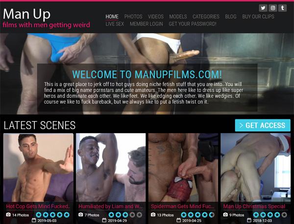Man Up Films Porn Stars