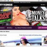 Money Talks Sign Up