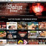 Satyrfilms.com Com Discount