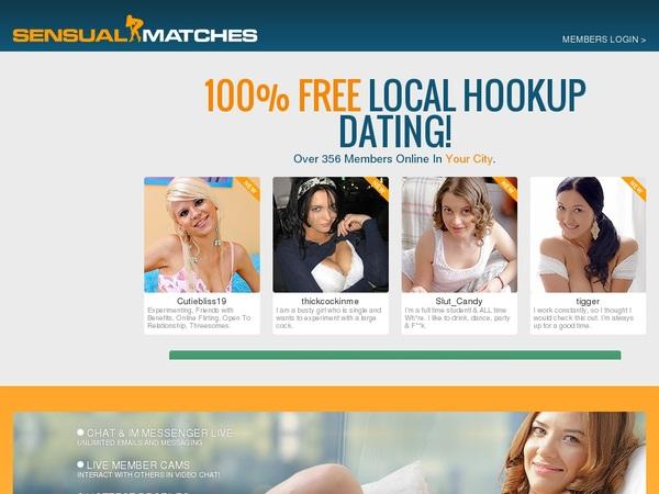 Sensual Matches Sale