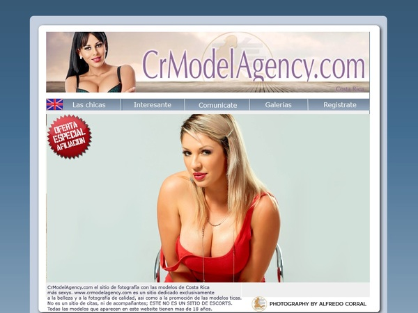 Signup For Costa Rica Model Agency With Paypal