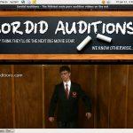 Sordid Auditions Cargo Automático