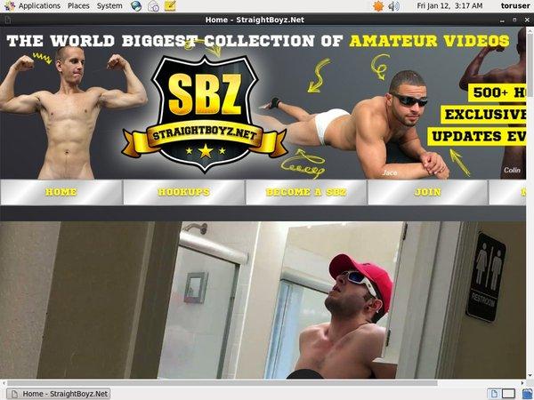 Straight Boyz Discount Porno
