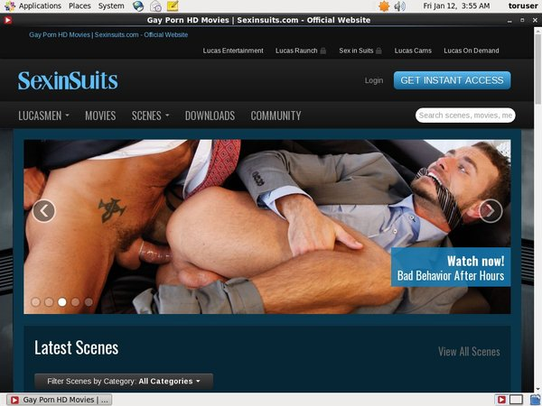 Suits In Sex Site Rip