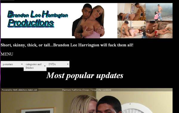 Try Brandon Lee Harrington Free