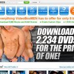 Videoboxmen.com Logon