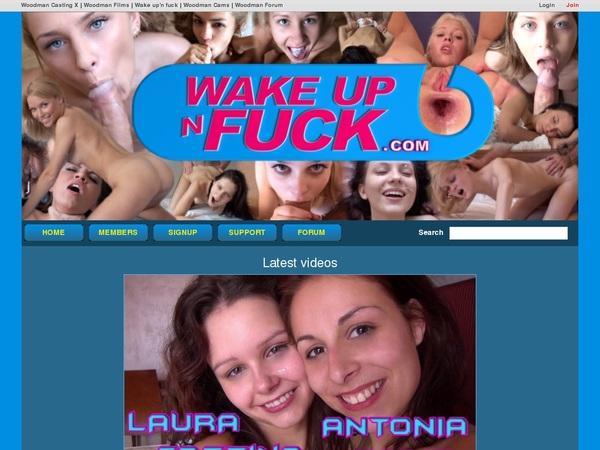 Wakeupnfuck 2018 Free