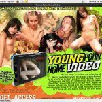 Young Porn Home Video Join Again