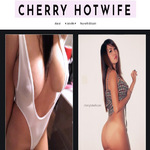 Cherry Hot Wife Ad