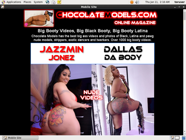 Chocolatemodels Checkout
