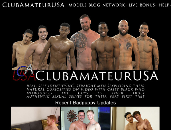Club Amateur USA Trial Member
