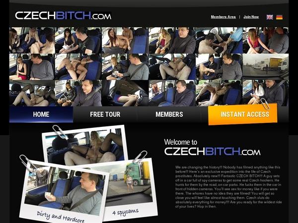 Czechbitch.com Threesome