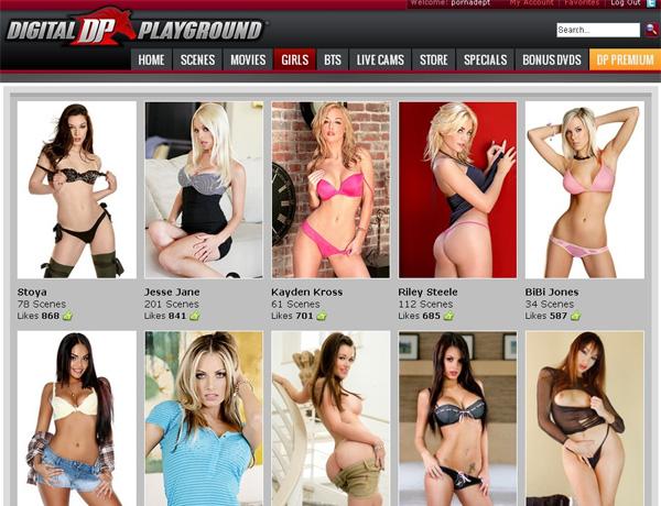 Digitalplayground.com Trial Discount Offer