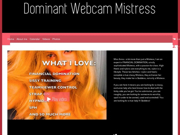 DominantMiss Discount Cheapest