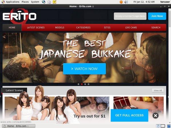 Erito.com Free Premium Account