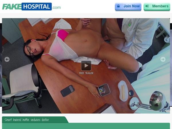 Fakehospital.com Trial Login