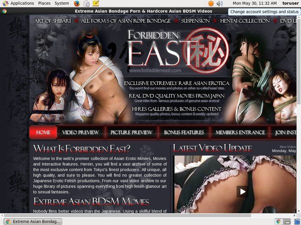 Forbiddeneast.com Free Hd Videos