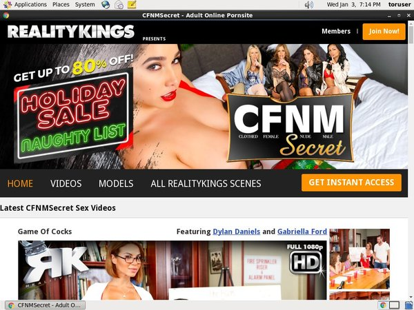 Free CFNM Secret Films