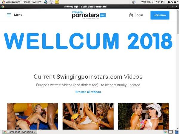 Free Video Swinging Pornstars