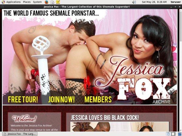Jessica Fox Discount Order
