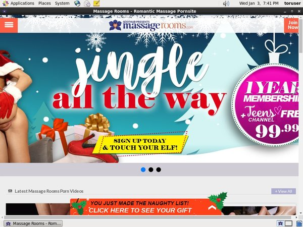 Login For Massagerooms.com