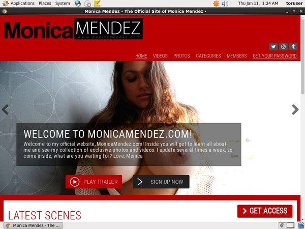 Monica Mendez Payment Methods