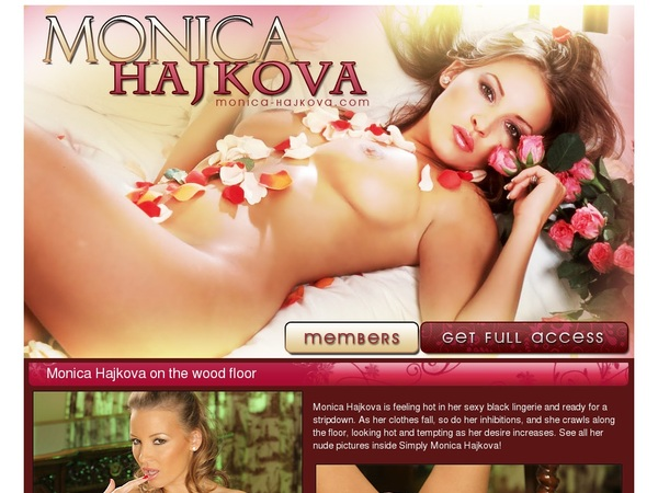 Monicahajkova Deal