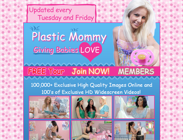 Plastic Mommy Pass Free