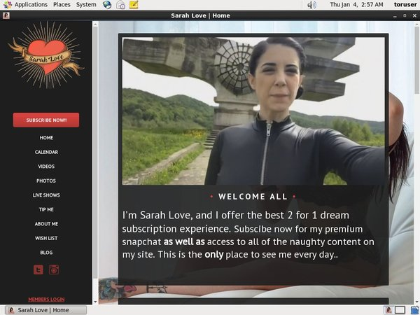 Sarahluv Trial Option