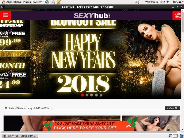 Sexy Hub Check Out