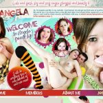 Shy Angela Members Discount