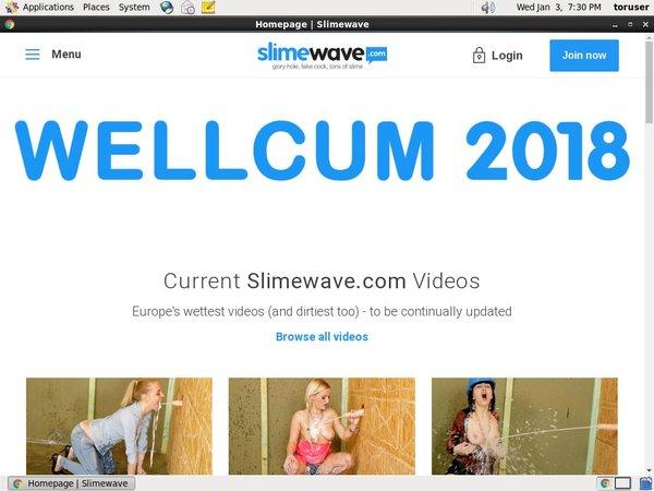 Slime Wave Ad