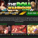 The Doll Warehouse Games Epoch Page