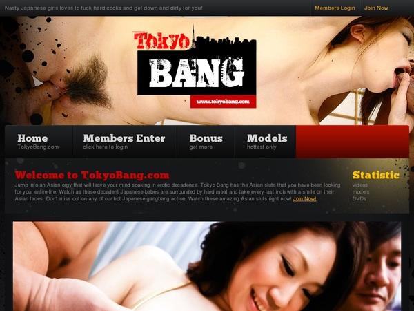 Tokyo Bang Premium Logins