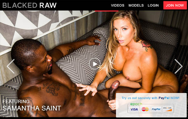 Limited Blacked Raw Promo