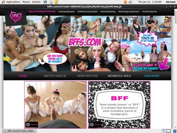 BFFS Members