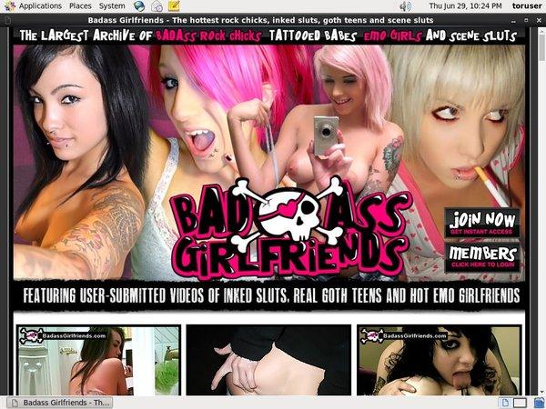 Badassgirlfriends.com Free Site