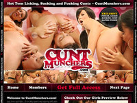 Cunt Munchers Subscribe s2