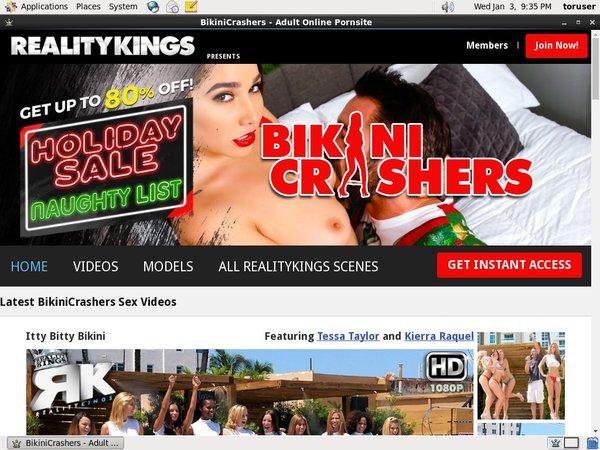 One Time Bikini Crashers Discount