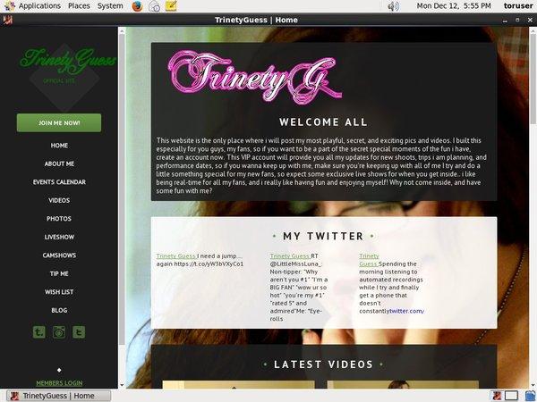 Special Trinetyguess.com Free Trial